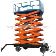 Mobile Electric Lift Work Platform