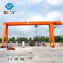 Elektrischer Kran 2 Tonnen-Portalkran ein Rahmen-Kran