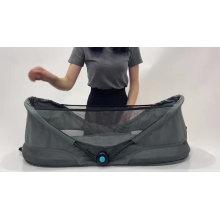 Berço para dormir fácil portátil compacto bebê infantil cama para dormir para viajar