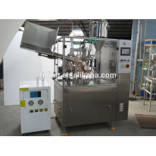 Fully automatic cleansing milk filling machine