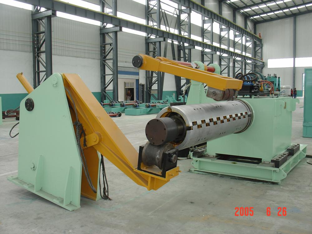 Automatic Steel Coil Slitting Line