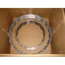 Razor Wire 10mtr Rolls Altura de la bobina 45cm