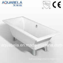 Classic Double-Ended Royal Bathroom Bathtub with Clawfoot (JL620)