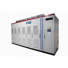 Dispositivo de compensación de potencia reactiva dinámica de alto voltaje
