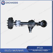Véritable essieu arrière NHR NKR Assy PT-01