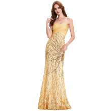 Starzz Strapless Sweetheart Cheap Sequins Evening Gown Vestido de noche Long Prom Dress 8 Size US 2~16 ST000055-1
