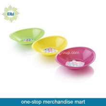 Wholesale Plastic Oval Fruit Plate