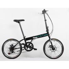 """Bicicleta de ciudad de 20 """"con bicicleta plegable Shimano de 6 velocidades (FP-FDB-D023)"""