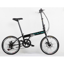 "20"" City Bicycle with Shimano 6-Speed Folding Bike (FP-FDB-D023)"