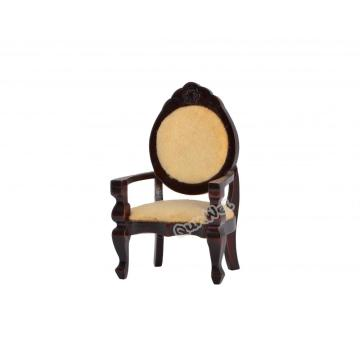 factory customized for Vintage Dollhouse Furniture,Wooden Vintage Dollhouse Furniture,Wooden  Miniature Dollhouse Furniture Manufacturers and Suppliers in China Dollhouse Miniature wooden chair living room furniture supply to Germany Factories