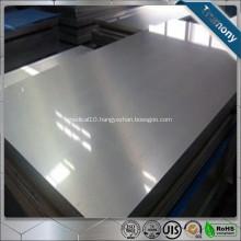 Low Cte 5052 aluminum metal sheet for electronic