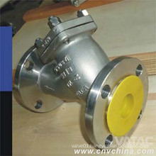 Cast & Forged Y Strainer Flanged (GL41)