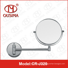 Wall Mounted Folding Makeup Mirror for Bathroom