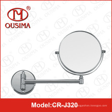 Настенное складное зеркало для макияжа для ванной комнаты
