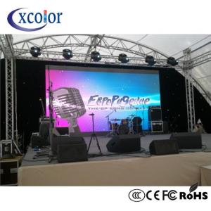 Outdoor Rental P4 Programmable Led Screen Display