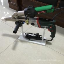Hand Plastic Extruder Welding Equipment
