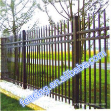 Hot sale Dwelling zone/Industry zone Bar Fence