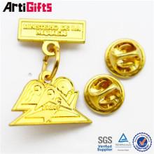 Выдвиженческий металл золото не забудь меня значок pin отворотом подарок