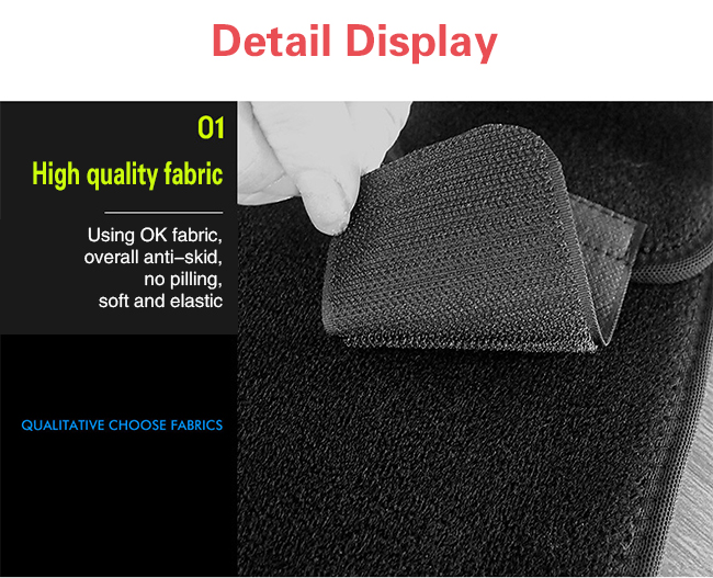 high quality fabric thigh support