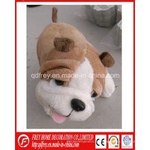 Ce Plush Bulldog Toy para regalo de bebé