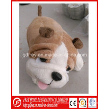 Ce Plush Bulldog Toy for Baby Gift