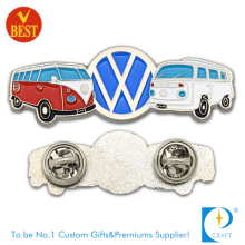 VW Bus Pin Badge with Baking Finish in High Quality