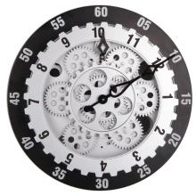 Reloj del anillo del engranaje del metal de 12 pulgadas
