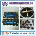 China Top-Qualität hoher Reinheitsgrad 99,95% Tungsten Tiegel / Molybdän Tiegel für Crystal Growth und Rare Earth Schmelzen mit Neupreis