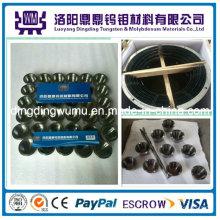 China Cadinhos de Tungstênio de Alta Qualidade de Alta Pureza 99.95% / Cadinhos de Molibdênio para o Crescimento De Cristal e a Terra Rara Derretendo com Preço de Fábrica