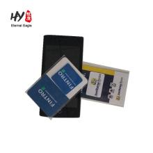 3 * 3cm microfibre collant nettoyant pour écran de téléphone mobile
