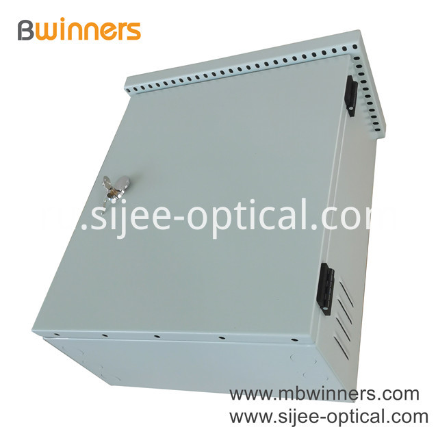 Metal Enclosures With Hinged Door