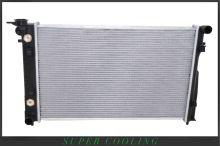 Алюминиевый радиатор авто