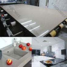 KKR-Quarz-Bodenfliesen, Granitplatte, festes Oberflächenmaterial