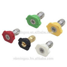New 4000PSI Spray Nozzle Tips QC Spray Nozzle For High Pressure Washer Best Prices