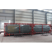 40FT chemical tank for sodium hydroxide