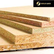 1220 * 2440 Möbel Grade 100% Pappel Plain Spanplatte