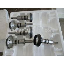 Rotorlager komplett und eloxal Beschichtung Tasse PLC73-1-50 + 54mm