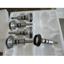 Rolamento do rotor completo e copo de revestimento eloxal PLC73-1-50 + 54mm