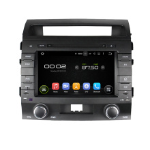 TOYOTA Coche Multimedia GPS Land Cruiser