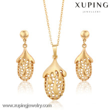 62728-Xuping Hight Qualité Costume Bijoux En Gros Ensemble de Bijoux