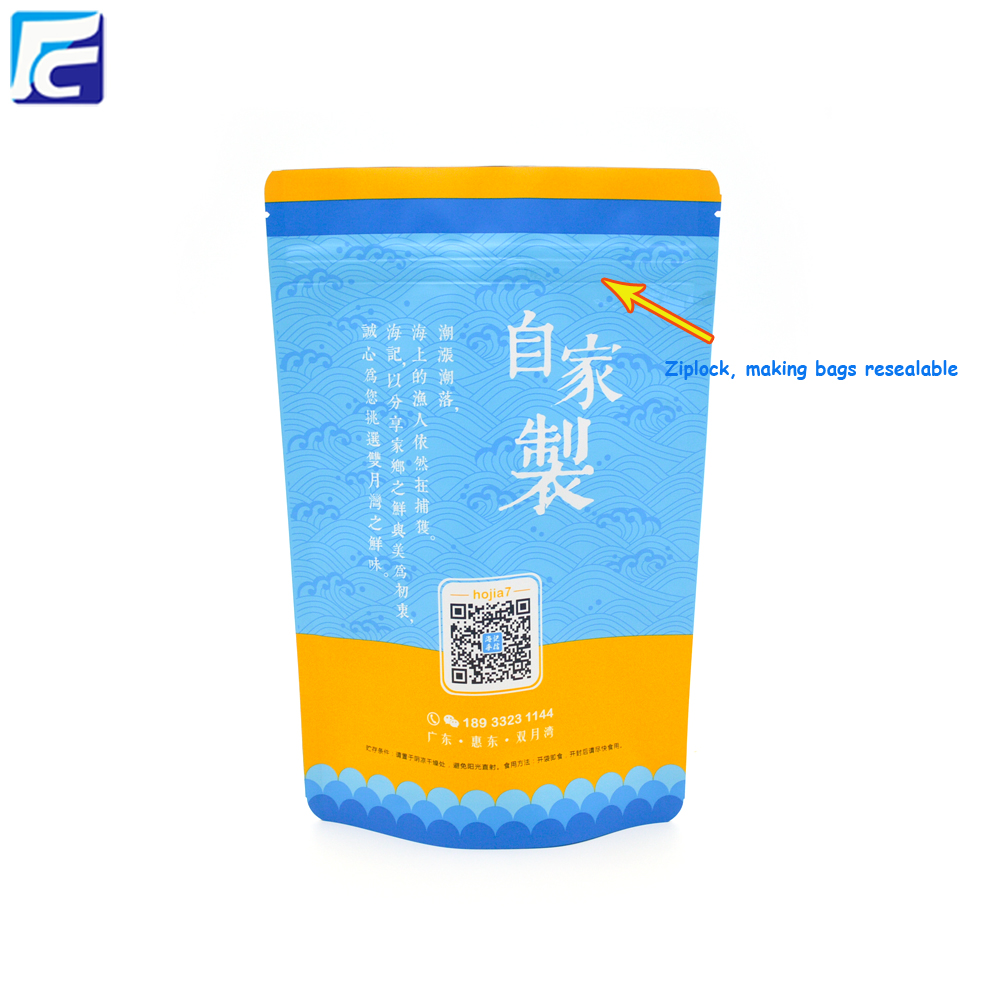 High Quality Foil Packaging Bags