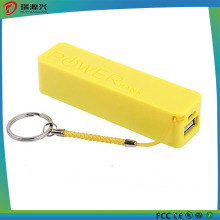 2000 mAh ABS Plastic Portable Power Bank with Ce/RoHS/FCC