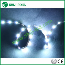 30leds/m, 60leds/m SMD3535 sk6812 5v 5mm wide mini multi color led strip