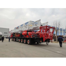 9000m Truck-mounted Workover Rig for Oil & Gas