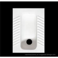 Squat WC para el mercado de África (DB3010)