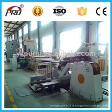 Máquina de laminação de círculo / linha de produção de barril de aço