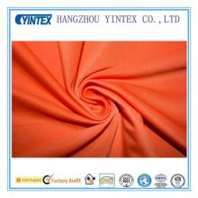 Orange 4 Way Stretch Spandex Maillots de bain Vêtements Activewear