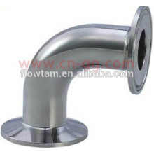 sanitary 90 degree clamp elbow