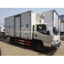 Camion de crème glacée de cargaison de réfrigérateur de boîte de refroidissement