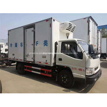 Cooling Box Refrigerator Cargo Ice Cream Truck